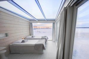 Camera con vista nella Seaside Glass Villas