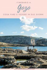 Itinerario a Gozo