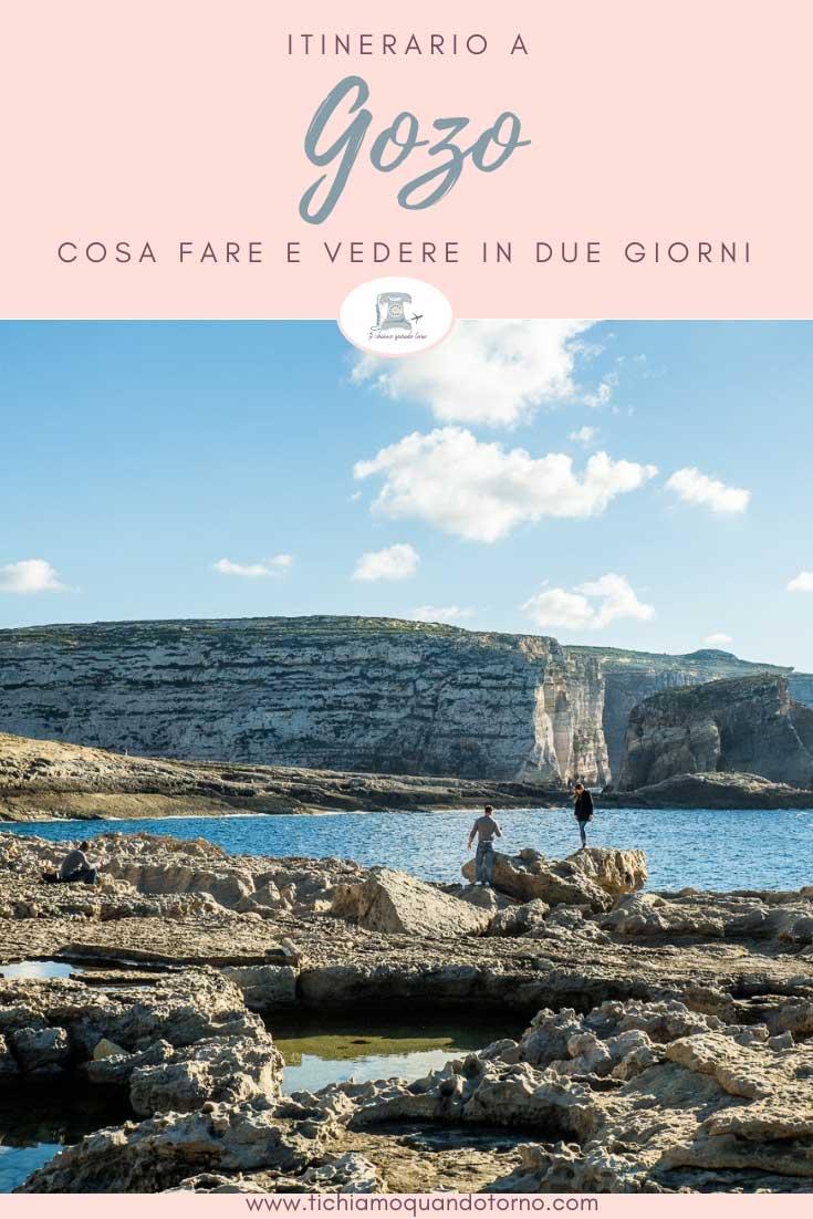 Eccocosafare e vedere a Gozo: un itinerario di due giorni alla scoperta di questa piccola isola affascinante e selvaggia.  #gozo #itinerary #travel #malta #itinerario #cosafare #cosavedere #viaggiare