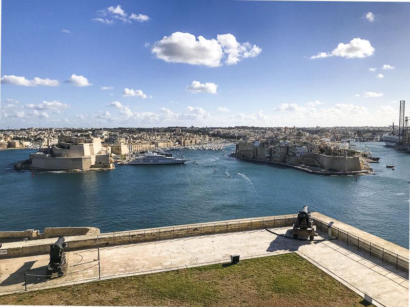 Cosa vedere a Valletta: Lo spettacolare Grand Harbour