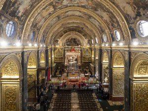 Cosa vedere a Valletta: la Co-Cattedrale di San Giovanni a Valletta
