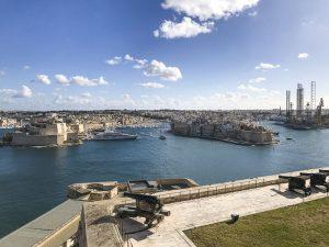 Cosa vedere a Valletta: il Grand Harbour