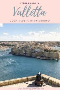 Valletta: cosa vedere in un giorno