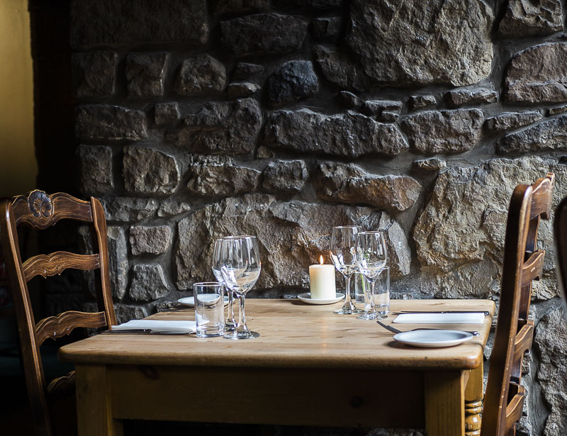 Un tavolo per due