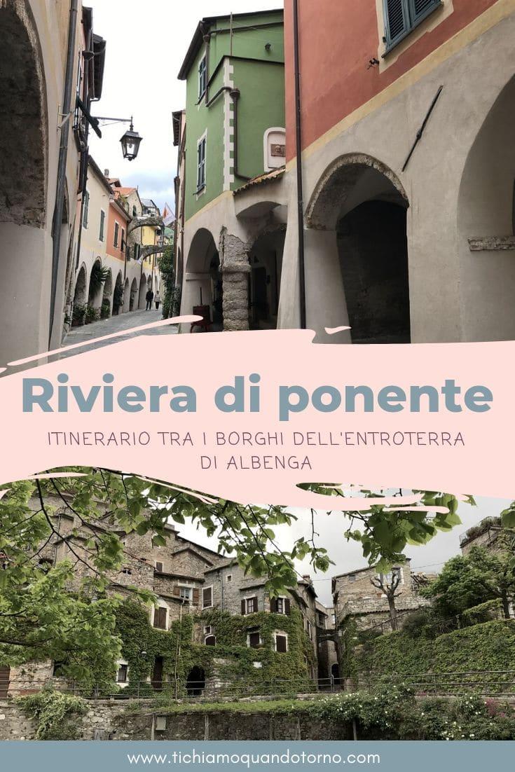 Borghi liguri dell'entroterra di Albenga