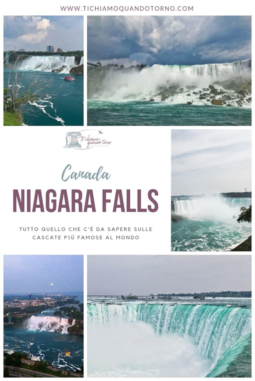Cascate del Niagara: cose da sapere