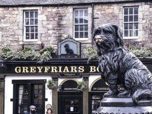 statua di Greyfriars Bobby