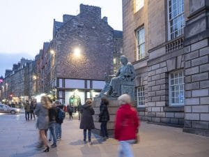 La High Court di Edimburgo