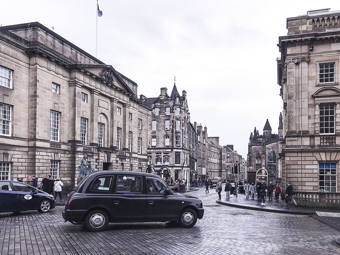 Cosa vedere a Edimburgo: il Royal Mile