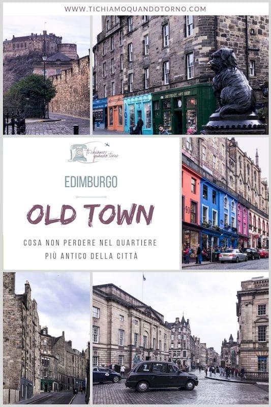 Cosa non perdere nella Old Town di Edimburgo