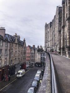 Vista da Victoria Terrace