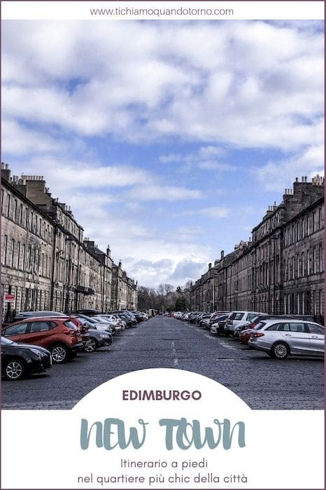 New Town Edimburgo