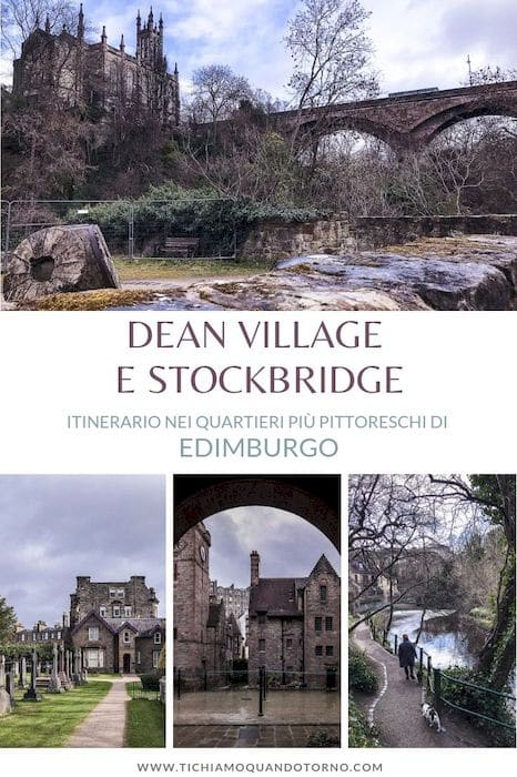 dean village e stockbridge