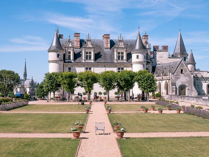 Il castello di Amboise