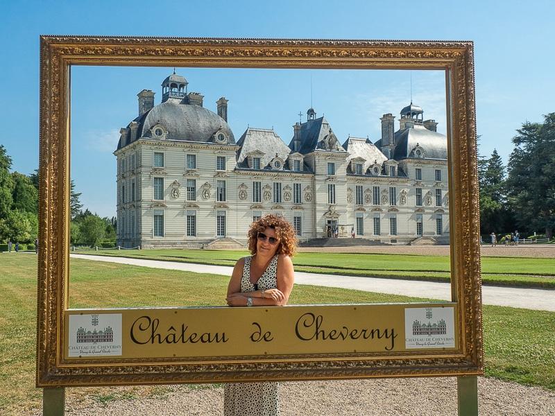 Benvenuti al Castello di Cheverny