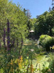 I giardini di Clos Lucé