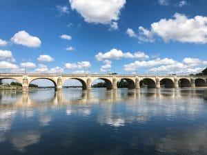 Il ponte di Saumur