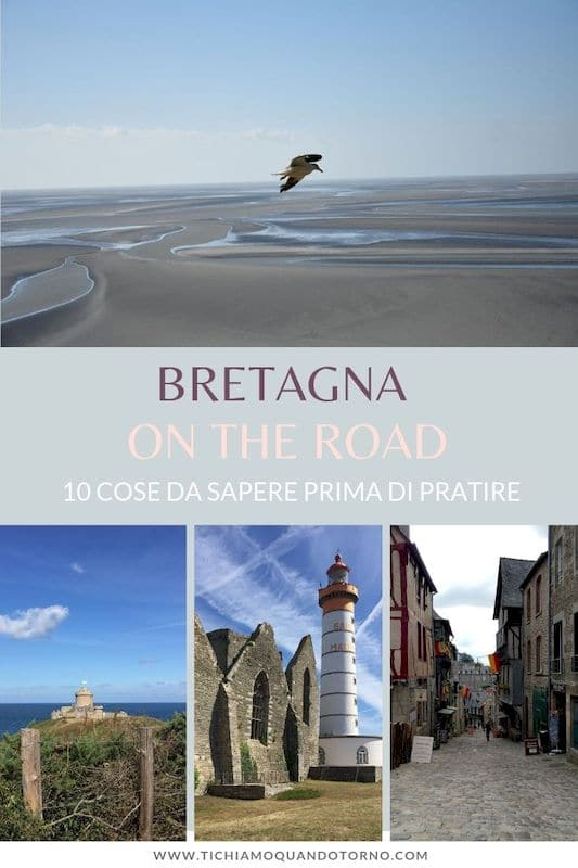 Bretagna on the road