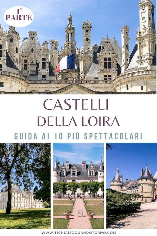 Guida ai Castelli della Loira