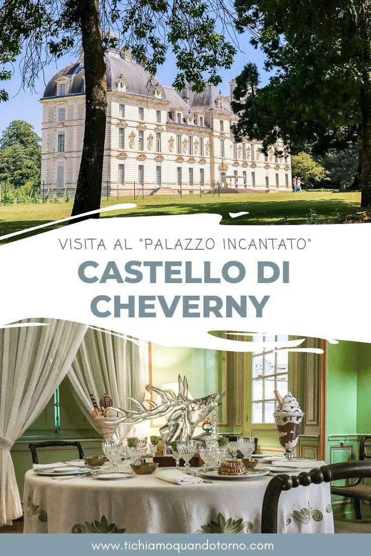 Guida al Castello di Cheverny