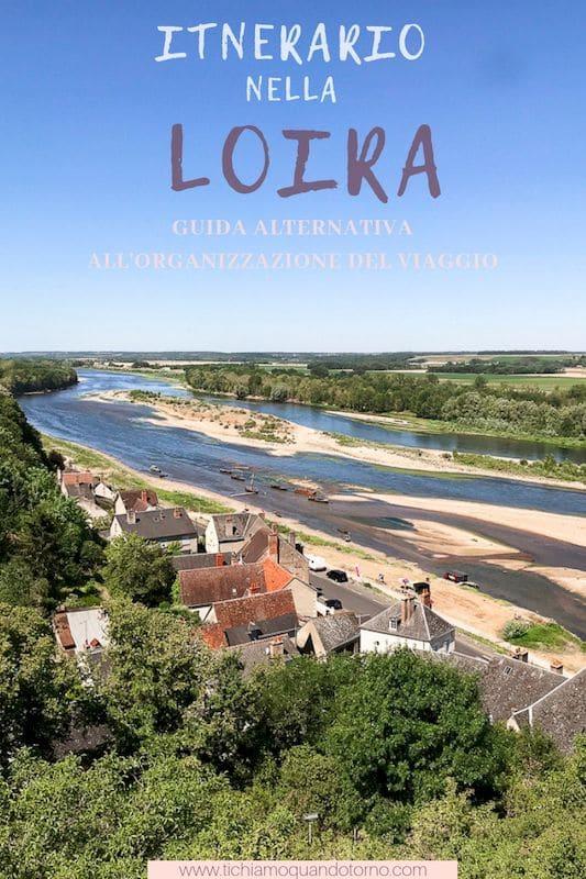 Come organizzare un itinerario nella Loira