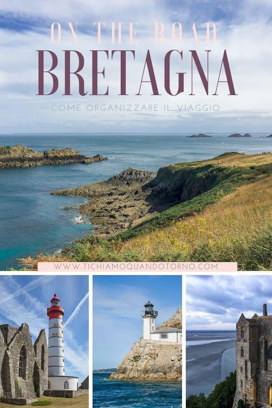 Organizzare un viaggio in Bretagna