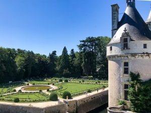 I giardini di Caterina a Chenonceau