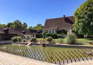 La fattoria nel castello di Chenonceau