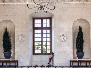 La Galleria Medici a Chenonceau