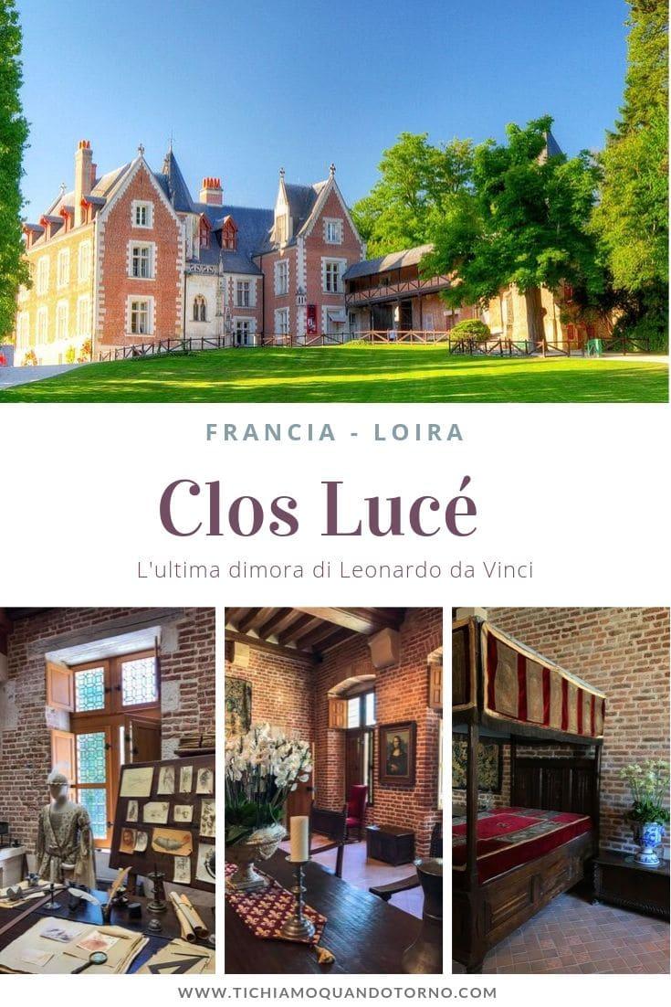 Castello Clos Lucé