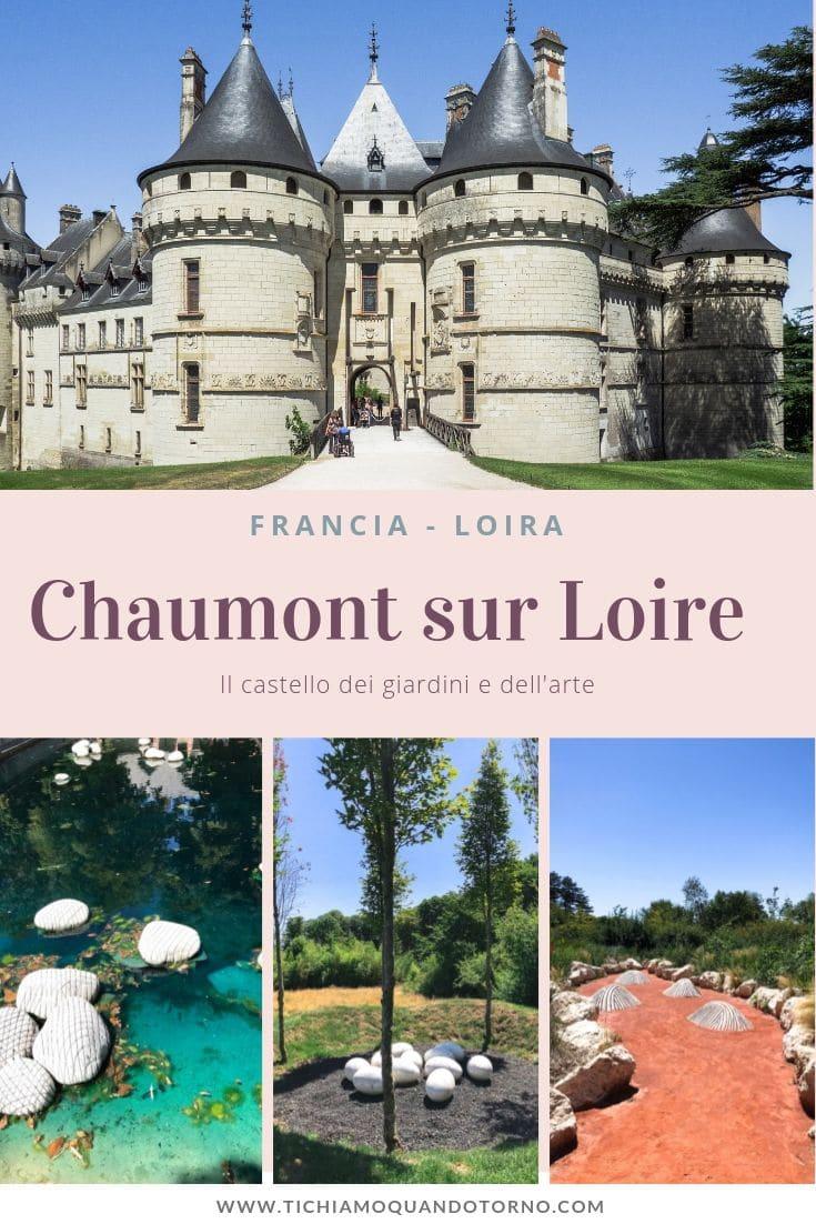 Castello di Chaumont sur Loire
