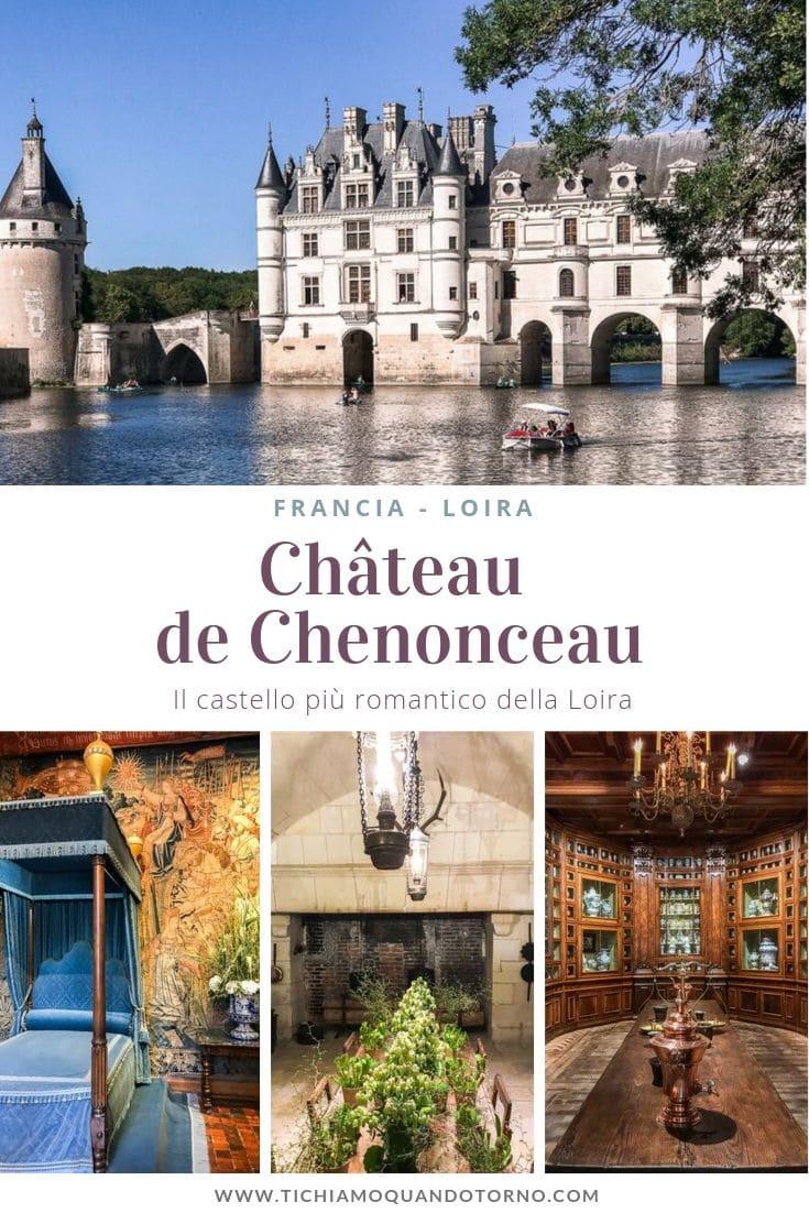 Scoprite il castello di Chenonceau, tra i più iconici e amati della regione della Loira: romantico e raffinato, fu la dimora di donne affascinanti, intelligenti e potenti.  #chenonceau #loira #castelli #chateau #loire #france #castle #france loirevalley #travel