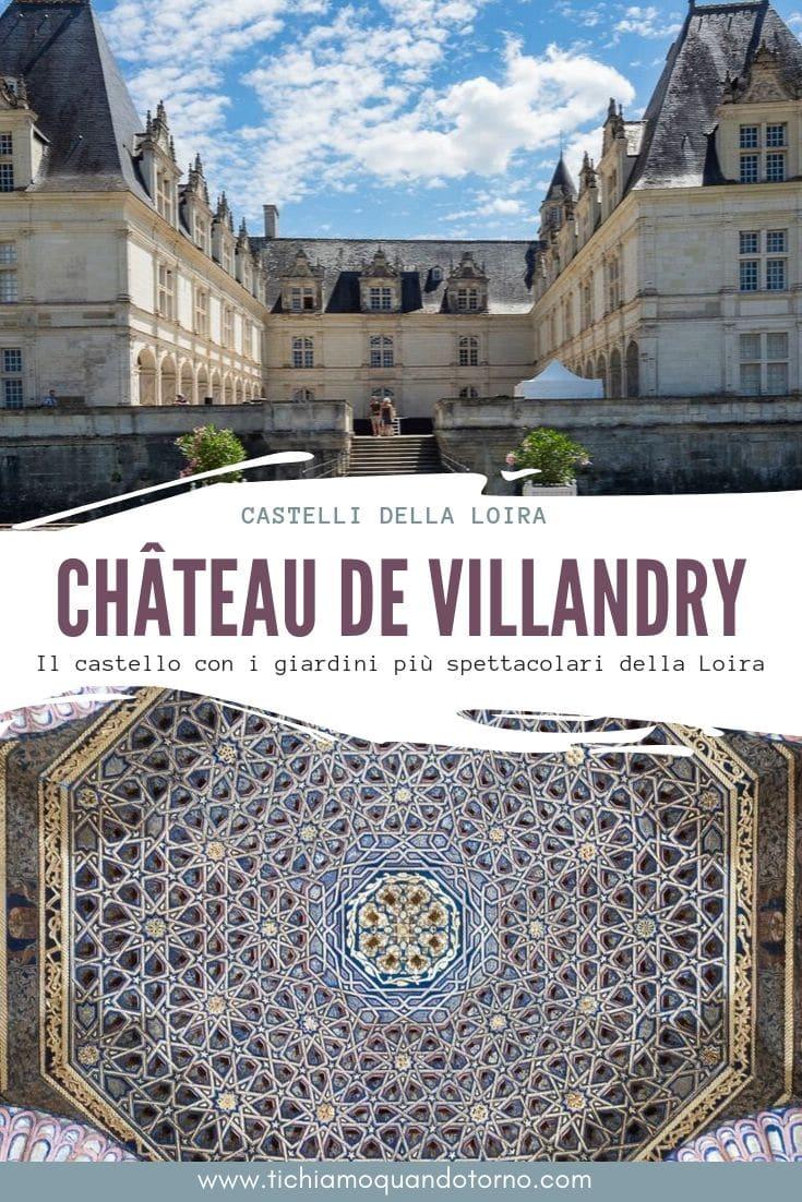 Castello e giardini di Villandry