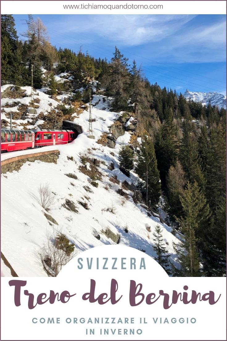 Bernina: organizzare il viaggio