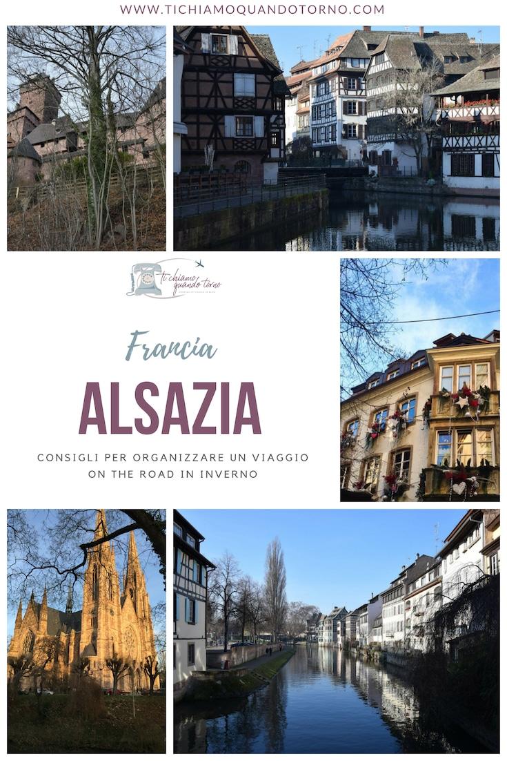 Viaggio in Alsazia