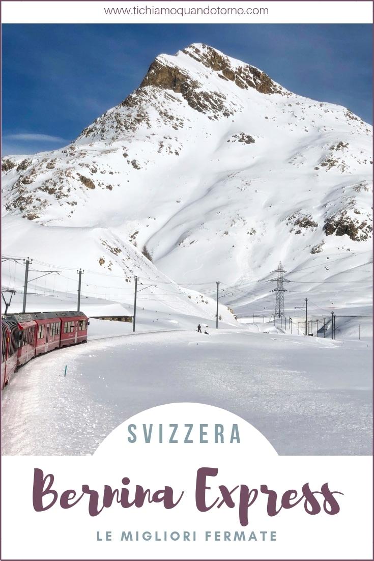 Le migliori fermate del Bernina