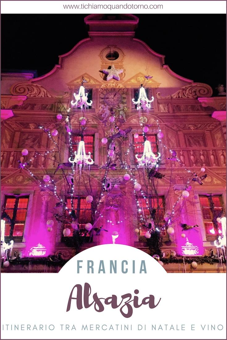 Natale in Alsazia
