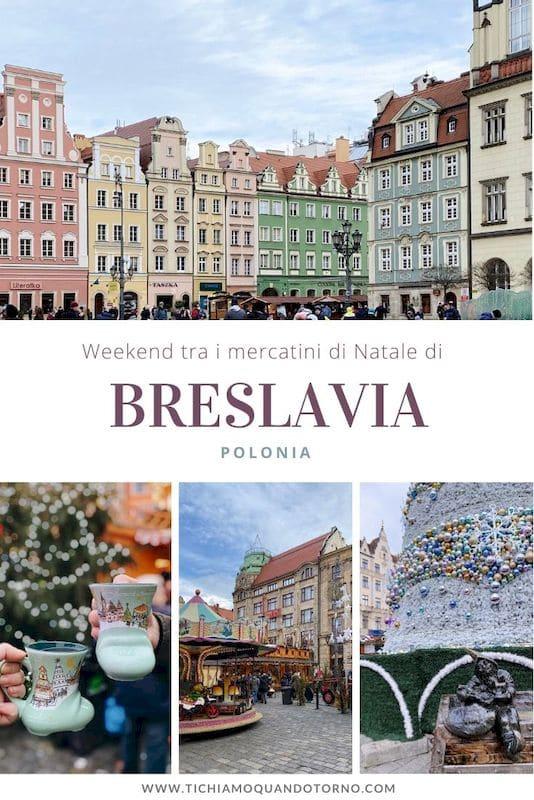 mercatini Natale Breslavia