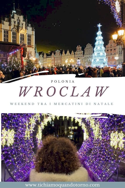 Wroclaw mercatini Natale