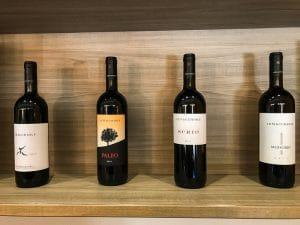 I vini di Le Macchiole