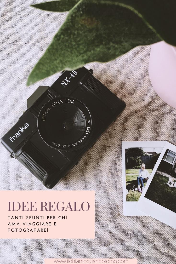 Regali fotografici