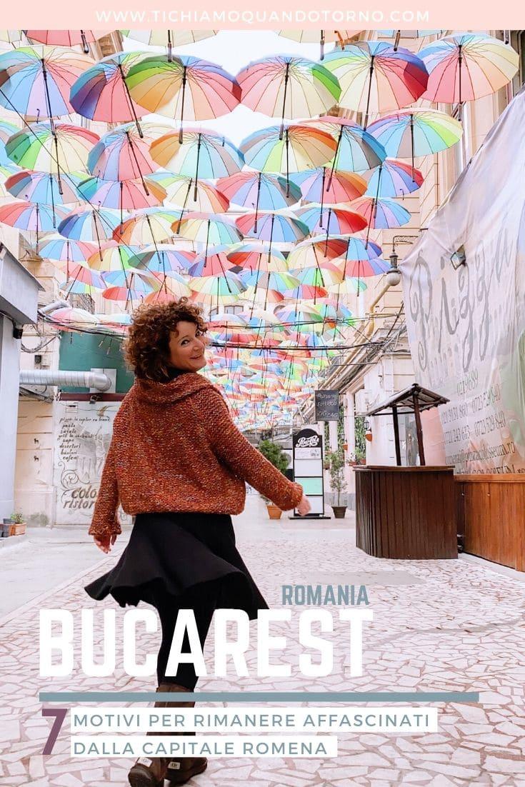 Bucarest motivi per visitarla