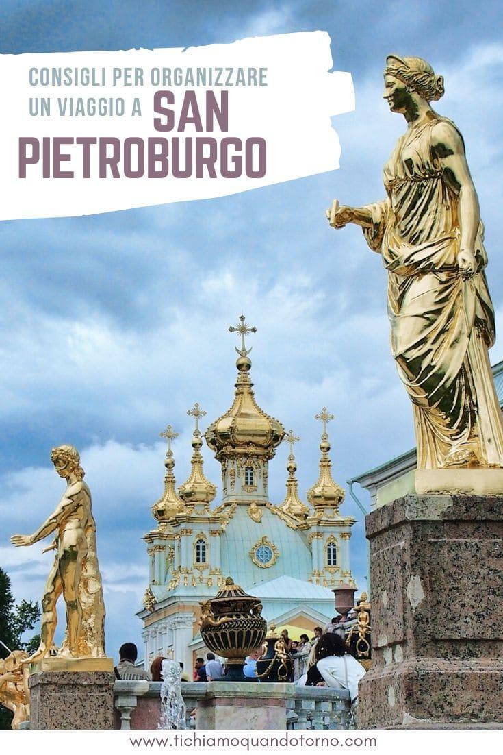 San Pietroburgo -Come organizzare il viaggio