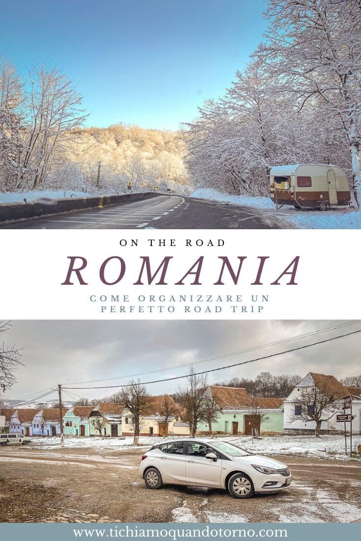 road trip romania