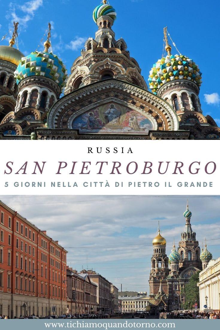 BSan Pietroburgo, cosa fare in 5 giorni