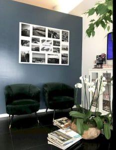Sugarwax: salotto d'attesa