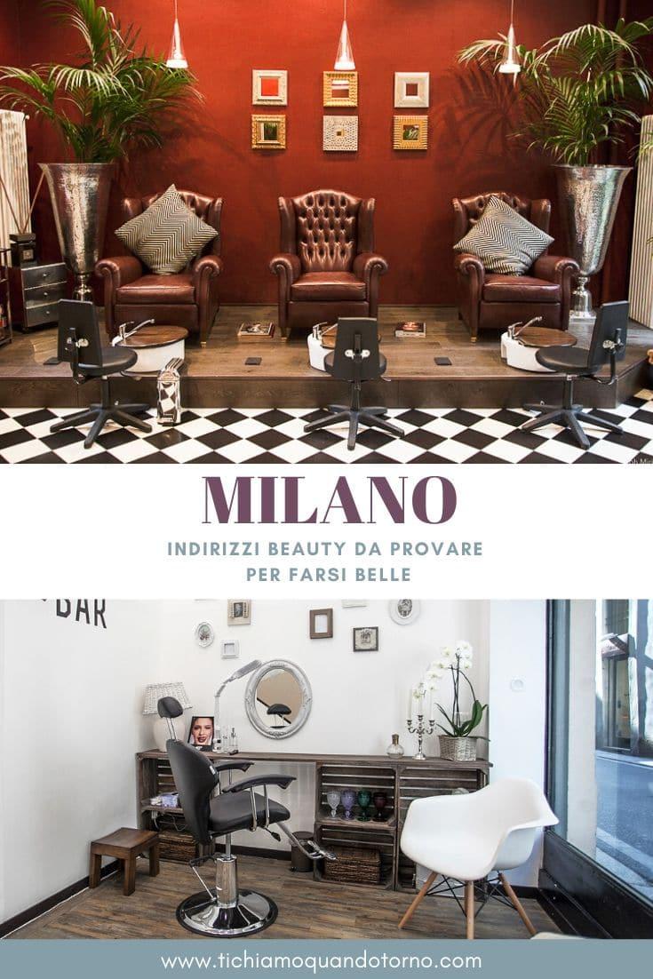 Milano indirizzi beauty