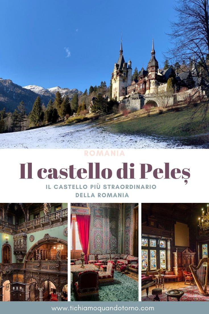 Il castello di Peles