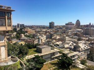 Genova, vista da Spianata Castelletto