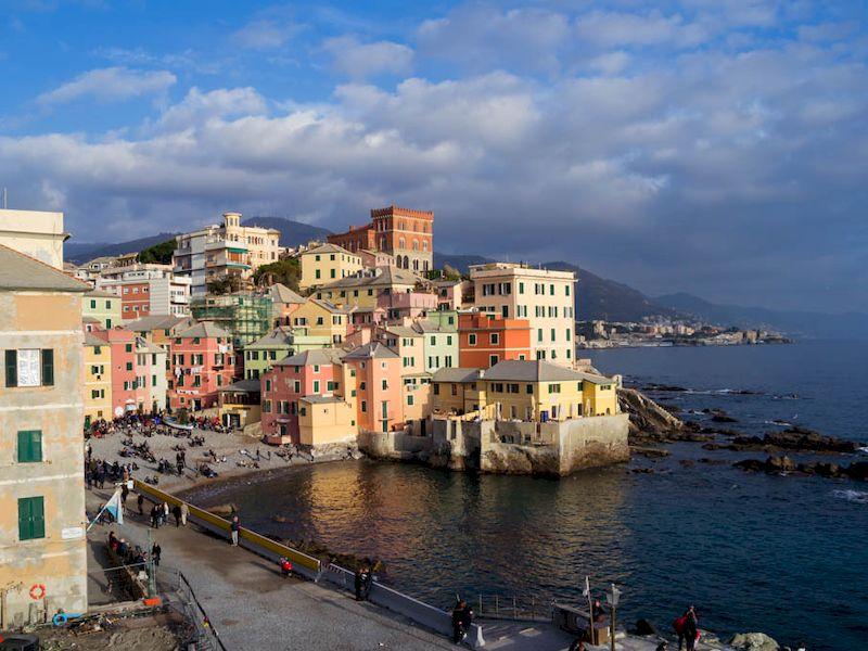 Genova, Boccadasse